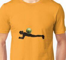 Watermelon plank Unisex T-Shirt