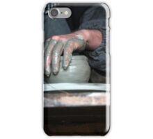 art of the potter iPhone Case/Skin