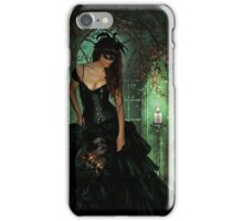 The mask thief iPhone Case/Skin