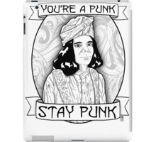 Stay Punk iPad Case/Skin