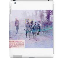 WAR-TIME PRODUCTION. iPad Case/Skin