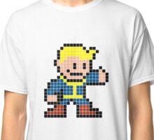 Vault Boy - 8bit Classic T-Shirt