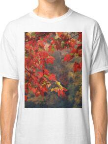 Fiery red Classic T-Shirt