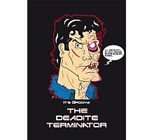 The Deadite Terminator Photographic Print