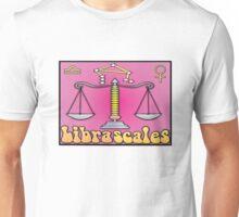 Zodiac Astrology Sign - Libra Unisex T-Shirt
