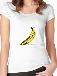 The Velvet Underground & Nico Women's Fitted Scoop T-Shirt