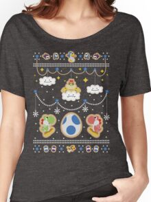 Yoshi's Woolly Wonderland Women's Relaxed Fit T-Shirt