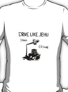 Drive Like Jehu - Yank Crime T-Shirt
