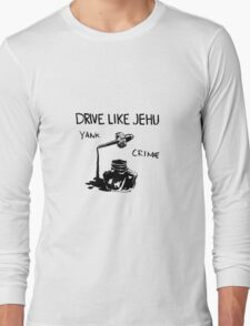 Drive Like Jehu - Yank Crime Long Sleeve T-Shirt