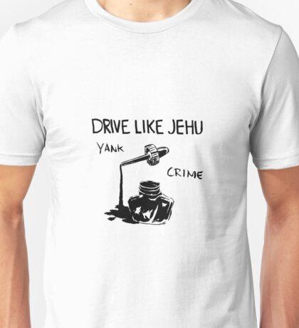 Drive Like Jehu - Yank Crime Unisex T-Shirt