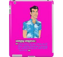 Grand Theft Auto: Vice City - Tommy Vercetti iPad Case/Skin