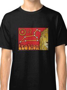 Zodiac Astrology Sign - Leo Classic T-Shirt