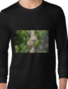 knot on the rope Long Sleeve T-Shirt