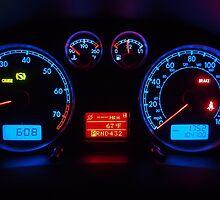 Auto Gauges by Stephen Burke
