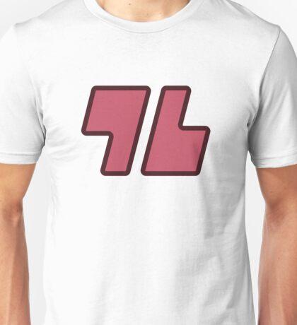 96 (Red's Shirt) in Sun/Moon Unisex T-Shirt