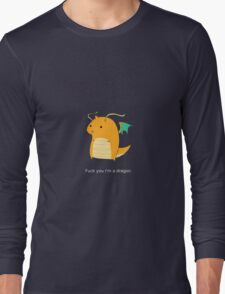 Dragonite Long Sleeve T-Shirt