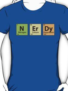 The Periodic Nerd T-Shirt