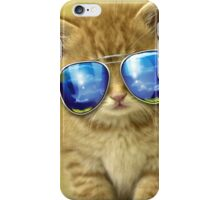 Cool Kitty Iphone Case iPhone Case/Skin