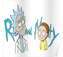 rick and morty ford Poster