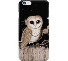 Little Barn Owl iPhone Case/Skin