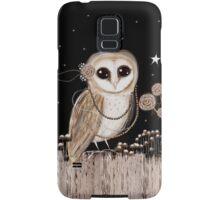 Little Barn Owl Samsung Galaxy Case/Skin
