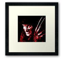 Freddy Vector Art Framed Print