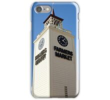 Farmers Marker Study 1  iPhone Case/Skin