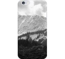 Der Alpen Aussichtspunkt iPhone Case/Skin