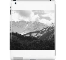 Der Alpen Aussichtspunkt iPad Case/Skin