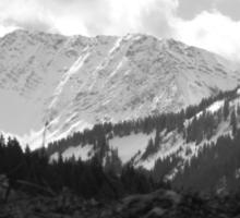 Der Alpen Aussichtspunkt Sticker