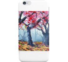 Zen dead spring  iPhone Case/Skin