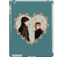 Johnlock- Heart (One) iPad Case/Skin