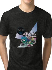 Happy Up Here - Royksopp Tri-blend T-Shirt