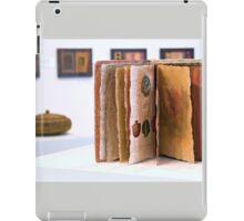 Art Installation inc. 'Book of Threads', Umbrella Studio Gallery  iPad Case/Skin