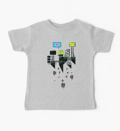 Kikkerstein - Statistical Pixel Genius Baby Tee