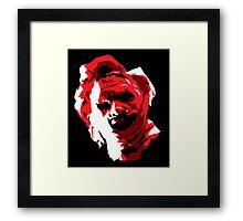 Leatherface Vector Art Framed Print