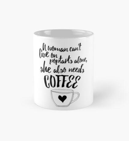 Pop Tarts and Coffee Mug
