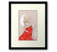 Inuyasha Framed Print