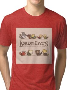 Lord Of The Cats Tri-blend T-Shirt