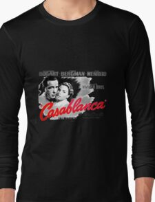 Casablanca Long Sleeve T-Shirt