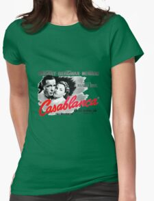 Casablanca Womens Fitted T-Shirt