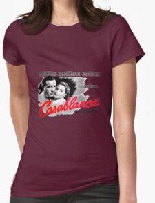 Casablanca Womens Fitted T-Shirt