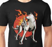 Amaterasu - Okami - Fox - T-Shirts - Gaming Unisex T-Shirt
