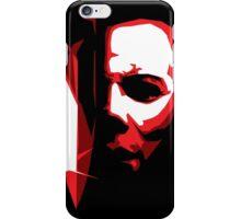 Michael Meyers Vector Art iPhone Case/Skin