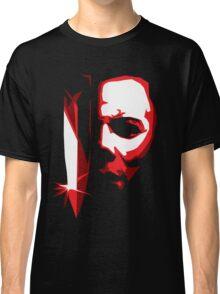 Michael Meyers Vector Art Classic T-Shirt