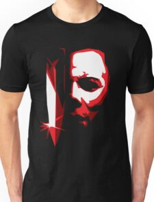 Michael Meyers Vector Art Unisex T-Shirt