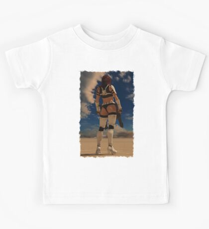 Sexy Storm Trooper Kids Tee