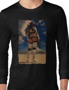 Sexy Storm Trooper Long Sleeve T-Shirt
