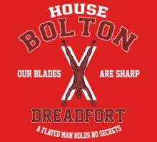 Team Bolton Kids Clothes
