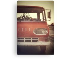 Ford Econoliner Canvas Print